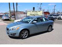 2012 Volvo C70 Premier Plus with low miles, in amazing