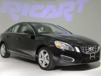 2012 Volvo S60 T5, MotorTrend Certified, and One Owner