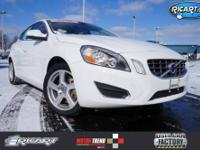 S60 T5, 4D Sedan, 2.5L I5 Turbocharged, 6-Speed