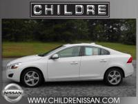 You won't believe how nice this 2012 Volvo S60 T5 is!