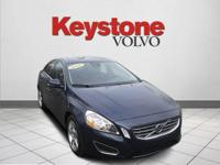 New Arrival! * CarFax One Owner! * * This S60 is