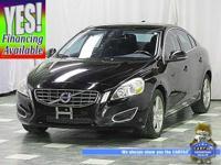 2012 VOLVO S60 T5 25K WARRANTY ALLOY CD VERY CLEAN LOW