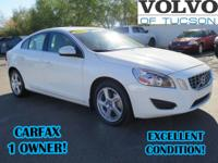 This 2012 Volvo S60 T5 is provided to you for sale by