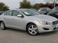 Volvo Certified, Excellent Condition, CARFAX 1-Owner,
