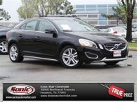 NEW ARRIVAL! PRICED BELOW MARKET! THIS S60 WILL SELL