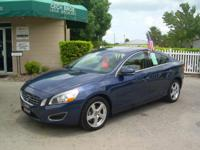 12' Volvo S60 - T5 Auto, Leather, Turbo 5 cylinder,