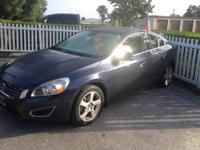 12' Volvo S60 T5 - Turbo! Auto w/tiptronic shifter,