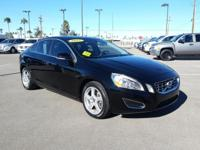 2012 Volvo S60 T5. A very bold and stylistic luxury