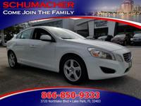 Options:  2012 Volvo S60 T5| |Dual Threshold Front