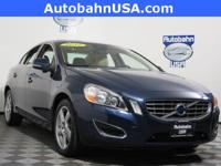 2012 Volvo S60 T5. FULLY SERVICED AND FRONT LINE READY,
