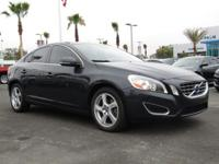 S60 T5, 4D Sedan, 2.5L 5-Cylinder Turbocharged, and