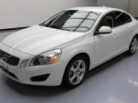 2012 Volvo S60 with 2.5L Turbocharged I5