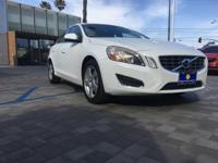 This 2012 Volvo S60 T5 w/Moonroof is offered to you for