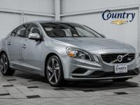 S60... T6... AWD... 3.0L 6 Cyl... Sunroof... Heated