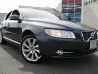 Buy with confidence because this S80 T6 All-wheel drive