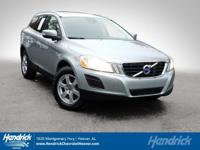 Options:  2012 Volvo Xc60 3.2L|Electric Silver