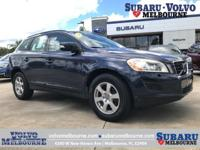 LOCALLY OWNED 2012 VOLVO XC60**CLEAN CAR FAX**ONE