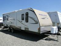 Take the 2012 Jayco White Hawk that features 36