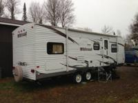 I have a 2012 Wildwood 26' TBSS camper for sale. Listed