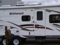 Traler has been a seasonal in campground since new. Has