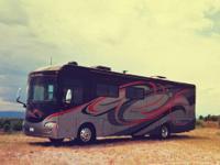 : 2012 Winnebago Journey 36M, This beautiful 2012