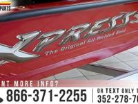 2012 Xpress H17. Exterior Color: Red. VIN: