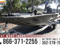 2012 Xpress Jon Watercraft. Exterior Color: CAMO. VIN: