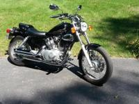 2012 Yamaha 250 V Star. Bike was purchased new last