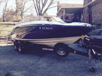 2012 Yamaha Boats SX 210 Boat is located in