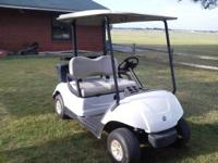 2012 Brand New Black Yamaha golf Cart, First ELECTRONIC