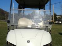 2012 yamaha ydre electic golf cart in very good