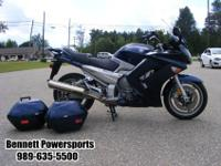 For Sale 2012 Yamaha FJR priced at 9,999. With plenty