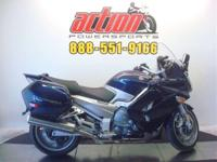 2012 Yamaha FJR1300A Financing offered ... And with