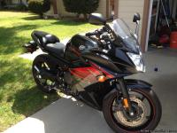 I'm selling my 2012 Yamaha FZ6R. $5600. Just had the