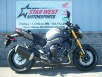 2012 Yamaha FZ8 NEW FZ8 SAVE!!!! GET THIS NEW 2012