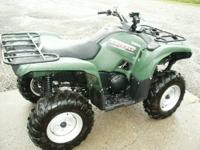 New 2012 Yamaha Grizzly 700  - Fully Automatic -