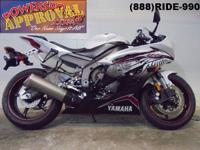 2012 Yamaha R6 Crotch Rocket for sale with only 1,055