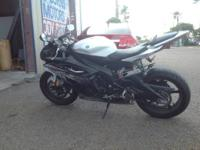 2012 Yamaha R6 MOTORCYCLE Our Location is: Burns Motors