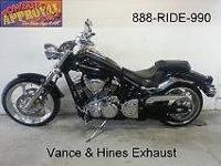 2012 Yamaha Raider 1900 bike for sale with only 1762