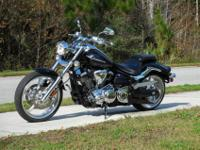 2012 Yamaha Raider S with 2k actual miles. This bike is