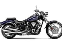 2012 Yamaha Raider S Purple $12,990.00 - 1 miles Stock