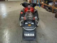 Make: Yamaha Mileage: 2,110 Mi Year: 2012 Condition: