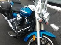 For sale is a beautiful 2012 Yamaha star v-twin 950 air