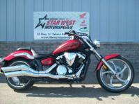 2012 Yamaha Stryker NEW 2012 STRYKER IN RED! GET A NEW