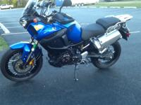 2012 Yamaha Super Tnr Low mile Super Tenere! This bike