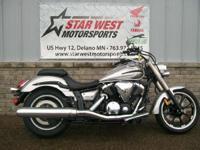 2012 Yamaha V Star 950 VSTAR 950 NEW 2012 V STAR 950 ON