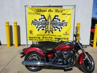 2012 Yamaha V Star 950 LOW LOW MILES LOW RIDE HIGH