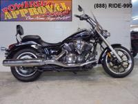 2012 Yamaha Vstar 950 motorcycle for sale with only