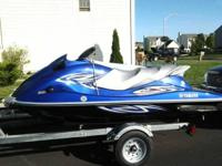 2012 Yamaha VX Cruiser PWC is located in Barnegat,New