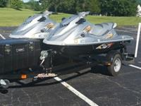 ,,,,,two 2012 Yamaha VXS Wave Runners. Wave Runner (1)